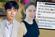 Photo of Thủy Tiên và Trấn Thành công khai tổng số tiền quyên góp cán mốc gần 70 tỷ đồng, tiếp tục hành trình cứu trợ ở Quảng Bình