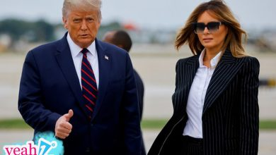 Photo of Tổng thống Mỹ – Donald Trump và vợ nhiễm Covid-19
