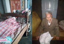 Photo of Xót xa hình ảnh cha già 84 tuổi bên linh cữu con trai ở Huế: 'Tôi lội nước lũ báo tin con mất cho họ hàng'
