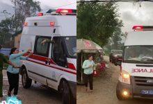 Photo of Khoảnh khắc nghẹn lòng: Người thân cố chạy theo xe cứu thương, gửi nén nhang đến chiến sĩ đã hi sinh tại Tiểu khu 67