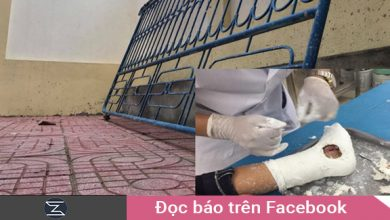 Photo of Nghệ An: Một học sinh lớp 3 bị cổng sắt nhà trường đổ đè lên chân