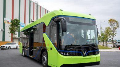 Photo of VinFast công bố xe buýt điện đầu tiên: Sạc đầy 2 tiếng, đi được 220-260 km, wifi, giá vé 3.000-10.000 đồng/lượt