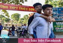 Photo of Nam sinh 10 năm cõng bạn đến trường thiếu 0,25 điểm vào ĐH Y Hà Nội, đôi bạn tạm thời chia xa