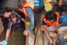 Photo of Hai người con nhịn đói, ngâm mình ngủ trong nước 11 ngày để nhường chỗ trú khô ráo duy nhất cho cha