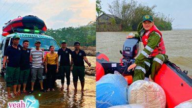Photo of 8X miền Tây bán xe mua xuồng cứu dân và chuyến đi 'thót tim' ở Quảng Trị