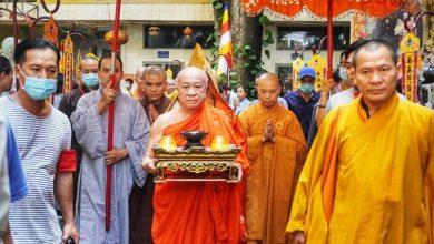 Photo of Sau hai tháng xảy ra sự việc thất lạc tro cốt Hòa thượng Thích Thiện Chiếu được phục hồi chức trụ trì chùa Kỳ Quang 2