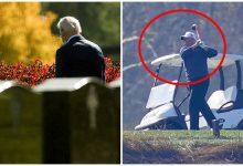 Photo of Ngày đầu tiên sau khi đắc cử: Tân Tổng thống Joe Biden đến thăm mộ con trai cả quá cố báo tin vui, ông Donald Trump lặng lẽ đi đánh golf một mình