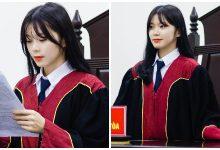 Photo of Nữ sinh 21 tuổi ngồi ghế Thẩm phán được dân mạng xin info không ngớt vì quá xinh