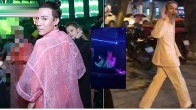 """Photo of Chân dung đối tượng cosplay Bác rồi lên BAR nhảy múa vớι DJ """"tôi nói đồng bào nghe rõ không"""""""