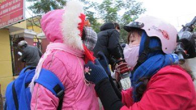 Photo of Sau Hà Nội, thêm một số tỉnh lùi thời gian đến trường để tránh rét, có nơi đồng loạt cho học sinh nghỉ học