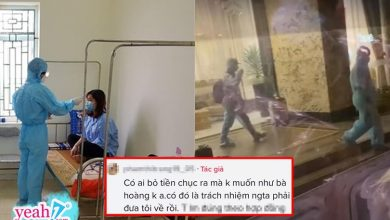Photo of Chi 25 triệu về nước cách ly nhưng than thở 'không có ai phục vụ', gái xinh bị chỉ trích dữ dội nhưng vẫn gân cổ cãi cùn