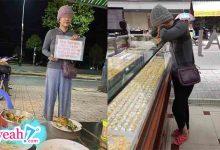 Photo of Cô gái thiếu máu não cầm biển xin tiền bất ngờ xuất hiện đi xe máy mua vàng, lòng tốt con người bị lợi dụng?