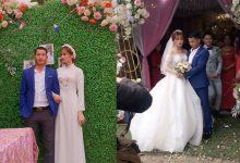 Photo of Ông bố trẻ chụp cùng con gái ở đám cưới khiến ai cũng nhầm là chú rể