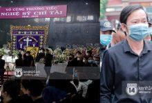 Photo of Ý nghĩa của 18 vòng hoa NS Hoài Linh tự tay chuẩn bị tiễn đưa NS Chí Tài bên trong tang lễ