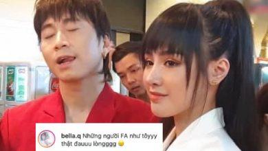 Photo of Bella chính thức xác nhận đã chia tay Karik khi đi bình luận dạo dưới ảnh tình tứ của… Trang Anna
