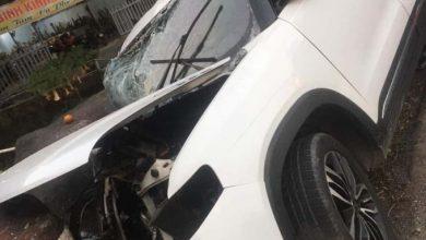 Photo of Lâm Đồng: Xe ô tô tông vào lan can trên đèo, 4 người trong gia đình thương vong
