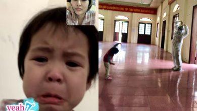 Photo of Cẩm Giàng: Nữ y tá cách con 30m trong tâm dịch, nghe tiếng con khóc xé ruột gan mà không thể chạm vào