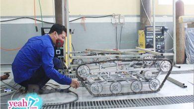 Photo of Thần tốc chế tạo robot phục vụ phòng chống đại dịch COVID-19
