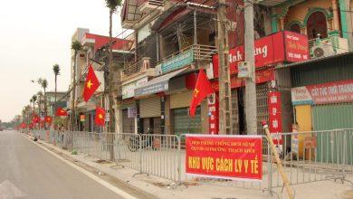 Photo of NÓNG: Cách ly xã hội toàn tỉnh Hải Dương từ 0h ngày 16/2