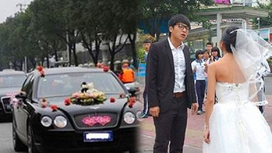 Photo of Em quên 2 chỉ vàng trong túi áo của bố, rước dâu 30km chồng bắt quay xe: Không tin bố con thằng nào