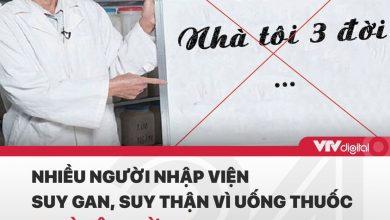 """Photo of Tin theo quảng cáo """"Nhà tôi 3 đời bán thuốc nam"""", nhiều người suy gan, thận"""