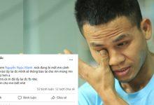 """Photo of """"Người hùng"""" Nguyễn Ngọc Mạnh bị mất nick Facebook, gia đình cảnh báo giả mạo"""