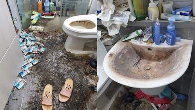 """Photo of Cho """"soái ca"""" thuê trọ 2 năm, chủ nhà suýt ngất khi nhận lại nhà"""