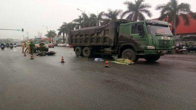 Photo of Hải Dương: Va chạm với xe tải, người phụ nữ đi xe máy tử vong thương tâm