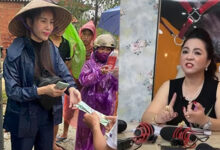 Photo of BẤT NGỜ: Bà Phương Hằng gọi tên một nghệ sĩ liên quan tới chuyện làm từ thiện, nhưng thái độ lại cực khác lạ!