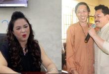 Photo of Vợ đại gia Dũng 'lò vôi' tiếp tục chỉ trích NSƯT Hoài Linh: 'Im cũng không được với chị đâu em à!'