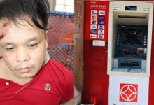 """Photo of Bắt Hải """"khùng"""", kẻ đập phá hàng loạt máy ATM"""