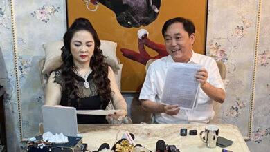 """Photo of Bà Phương Hằng – vợ Dũng """"lò vôi"""" tuyên bố đấu giá 27 cuốn sổ đỏ trị giá khoảng 600 tỷ ở khu Sóng Thần 2 để ủng hộ quỹ phòng chống dịch quốc gia"""