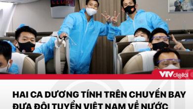 Photo of Hai ca dương tính trên chuyến bay đưa đội tuyển Việt Nam về nước