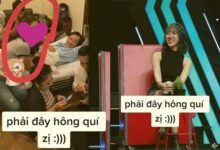Photo of Xôn xao ảnh 'cô gái 12 mối tình' thân thiết Hoài Linh, thực hư thế nào?