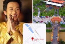 """Photo of """"Đền thờ Tổ nghiệp"""" của Hoài Linh bất ngờ đổi thành """"Trung tâm từ thiện 14 tỷ"""" trên ứng dụng Google Maps"""