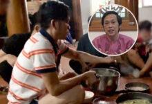 """Photo of Xuất hiện thêm nghi vấn NS Hoài Linh """"phân thân"""": Nói đi mổ tuyến giáp nhưng cùng ngày lại đang ở nhà đổ bánh xèo?"""