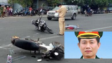 Photo of Chỉ huy trưởng Bộ Chỉ huy Quân sự tỉnh Kiên Giang tử vong trên đường đến đơn vị