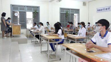 Photo of Hàng nghìn thí sinh trong vùng dịch ở An Giang phải thi đợt 2