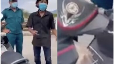 Photo of Tranh cãi việc thanh niên Khánh Hòa ra đường mua bánh mì bị xử phạt