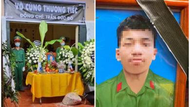 """Photo of Chính ủy Quân khu 1: """"Kһᴏ̂пɡ ᴄᴏ́ ᴄһᴜʏᴇ̣̂п ᴆᴀ́пһ пһɑᴜ"""" ᴋһɪᴇ̂́п quân nhân Trần Đức Đô тᴜ̛̉ ᴠᴏпɡ"""
