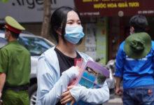 Photo of Có giám thị là F1, một điểm trường ở Hà Nội thay người làm công tác coi thi