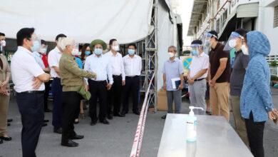Photo of Bình Dương: 300 phụ nữ mang thai tại một công ty có 80 ca mắc Covid-19 được về nhà