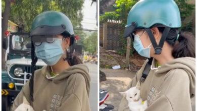 Photo of Chặn nữ sinh đi chữa bệnh cho mèo, cán bộ ở chốt kiểm dịch lên tiếng: Nếu quý mèo hơn tính mạng của bạn, của người thân thì tôi xin lỗi
