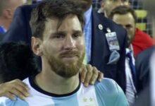 Photo of Nước mắt Messi