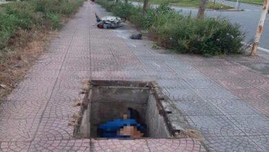 Photo of Rơi xuống hố ga không đậy nắp ở Hà Nội, 1 người đàn ông tử vong