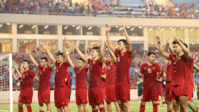 Photo of Chính thức: Việt Nam sẽ đá vòng loại World Cup 2022 trên sân Mỹ Đình, phòng dịch nghiêm ngặt, VAR chỉ là chuyện nhỏ!