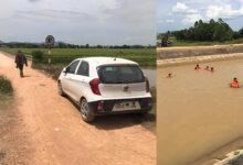 """Photo of Từ chiếc ô tô """"vô chủ"""" đỗ ven đường, phát hiện thi thể người phụ nữ dưới lòng sông"""