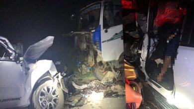 Photo of Diễn biến vụ tai nạn lúc nửa đêm khiến 4 cán bộ y tế đi tập huấn tiêm vắc xin Covid-19 thương vong