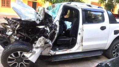 Photo of 1 cán bộ y tế tử nạn, 3 người bị thương trên đường đi tập huấn tiêm vắc xin Covid-19