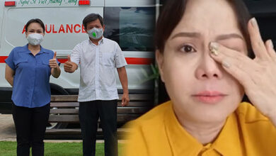 Photo of Việt Hương: Tôi mua xe cứu thương tặng anh Đoàn Ngọc Hải cũng bị chửi, nói tôi muốn trù người ta chết